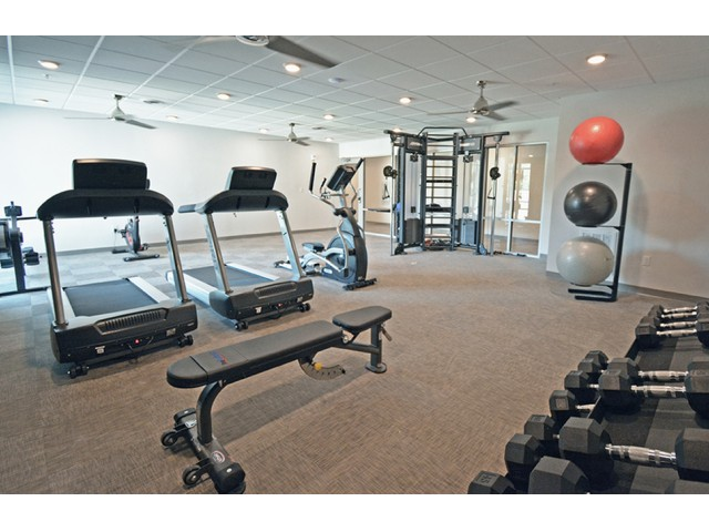 Fitness Center at Trail\'s Bend