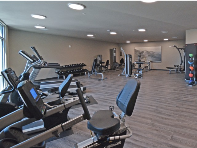 Fitness Center at Veranda Vistas