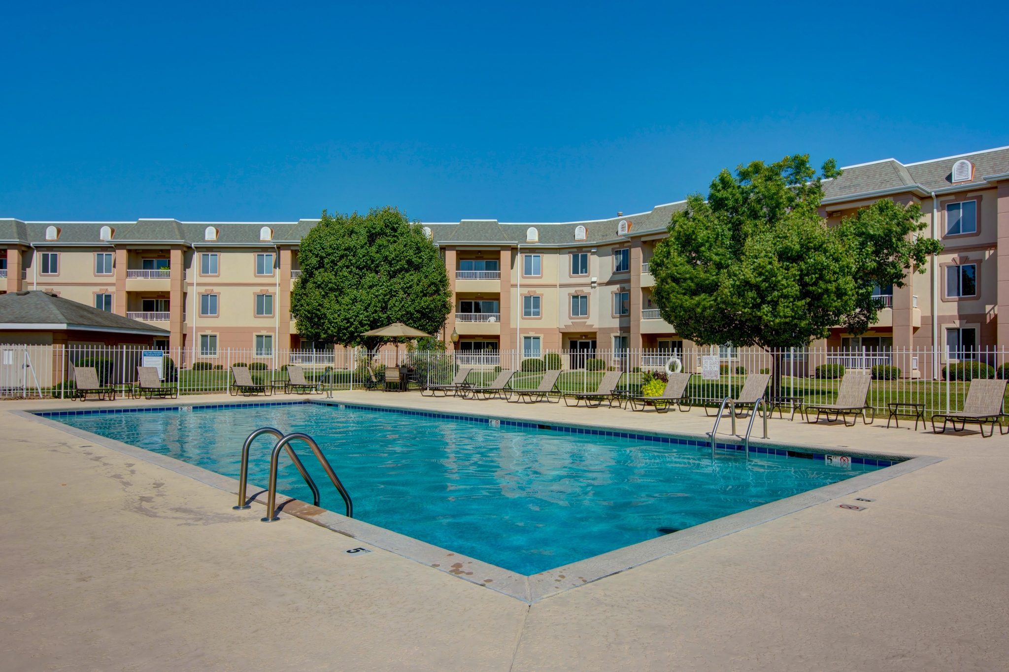 The Abbey - TLC Properties - Apartments Springfield, MO - Pool - Swimming Pool - Outdoor Pool