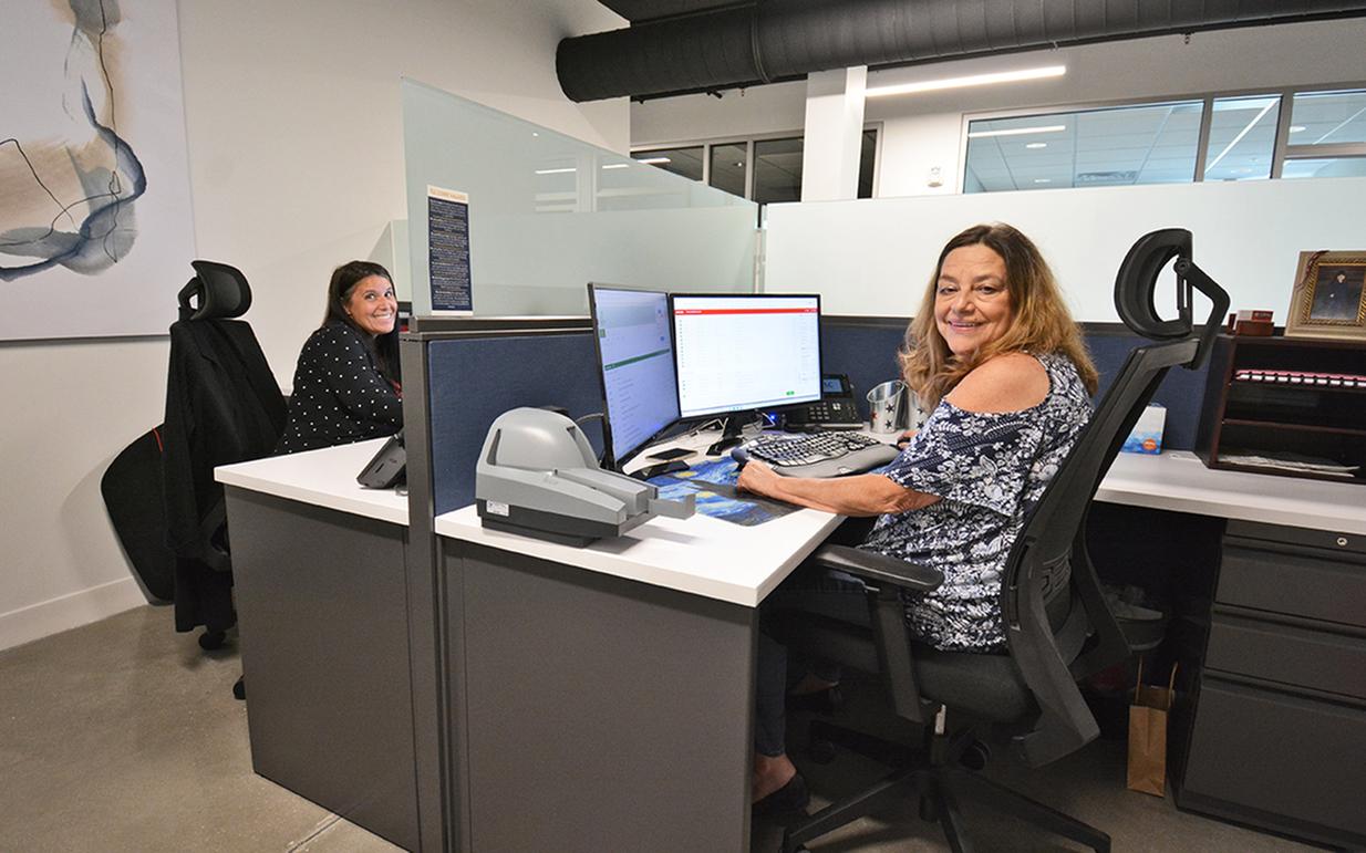TLC Properties Employees at Work