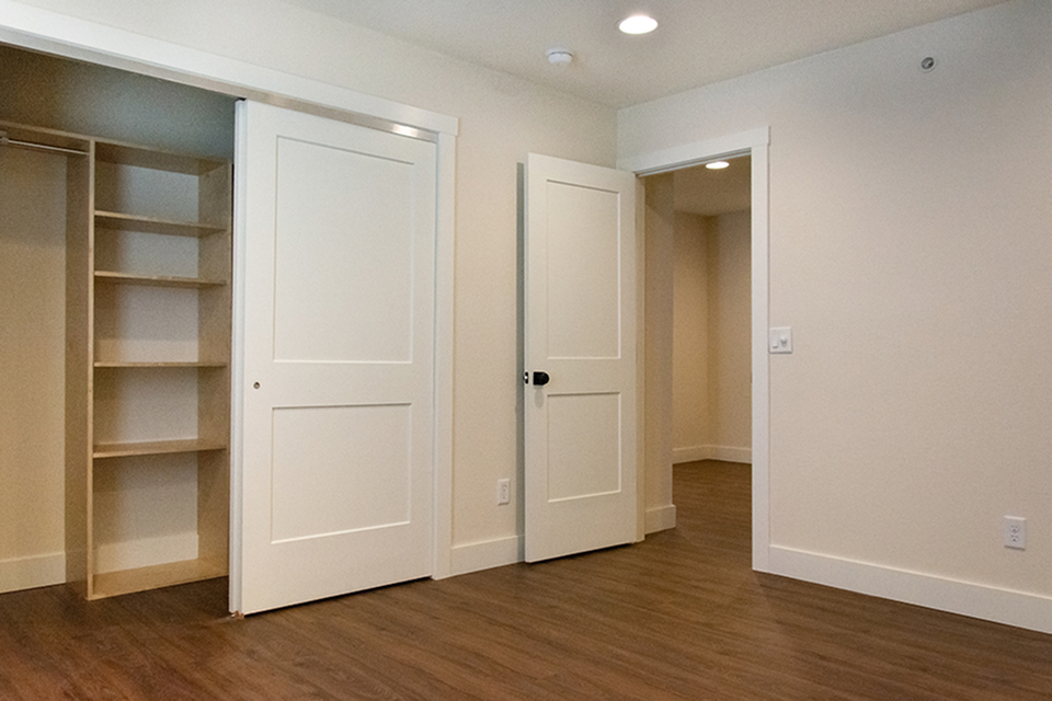 Highland Park Renovated Bedroom and Closet