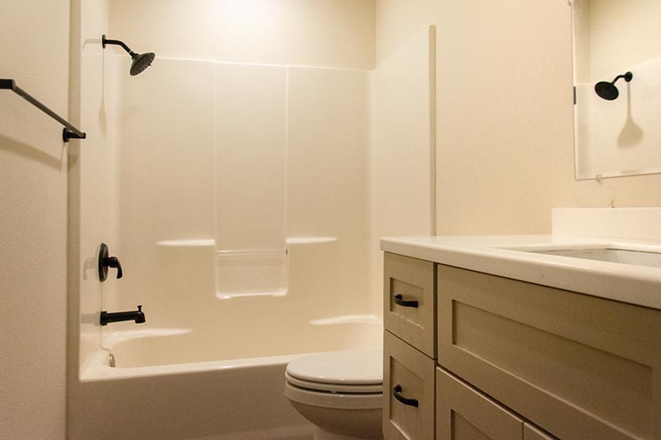 Highland Park Renovated Bathroom