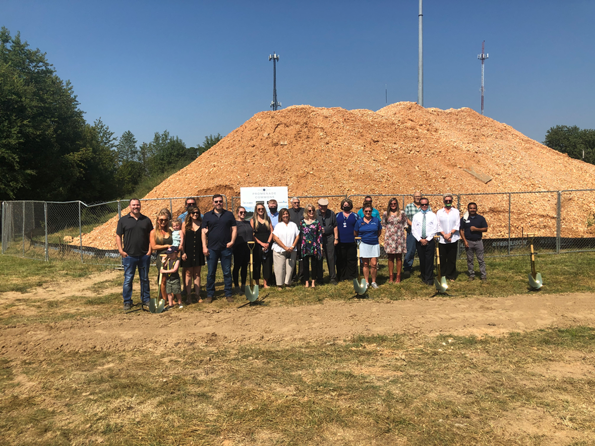 ​TLC Properties Celebrates Regional Expansion with 8.25.2020 Groundbreaking in Rogers, Arkansas-image