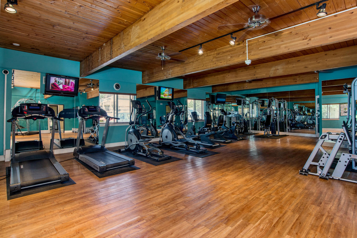 Image of Fitness Center for Landon Park Apartments