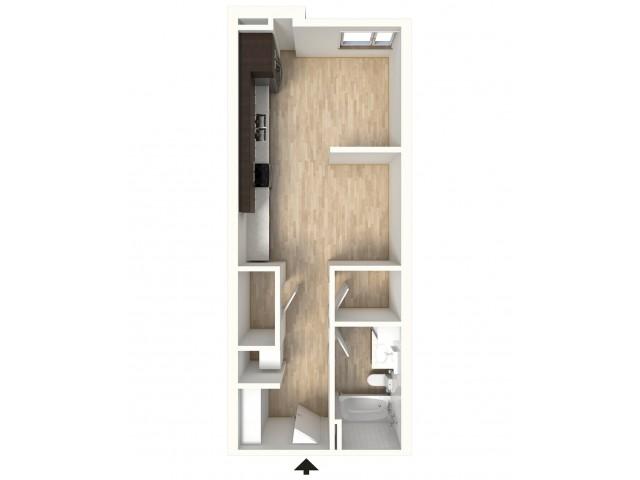 1 Bedroom Apartments In Denver Colorado | Tennyson Place