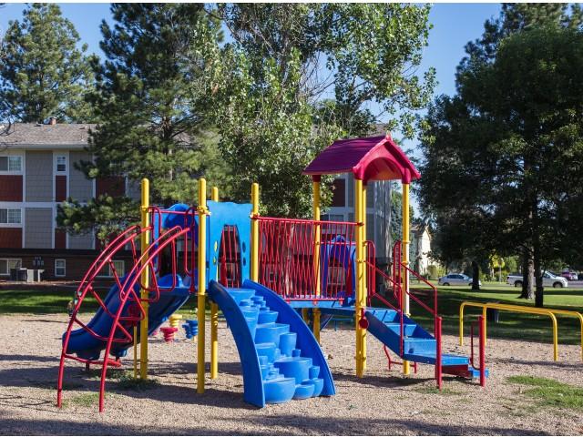Image of Playground for Aurora Hills