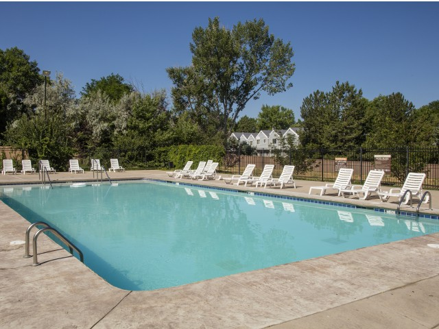 Image of Sparkling Pool for Aurora Hills