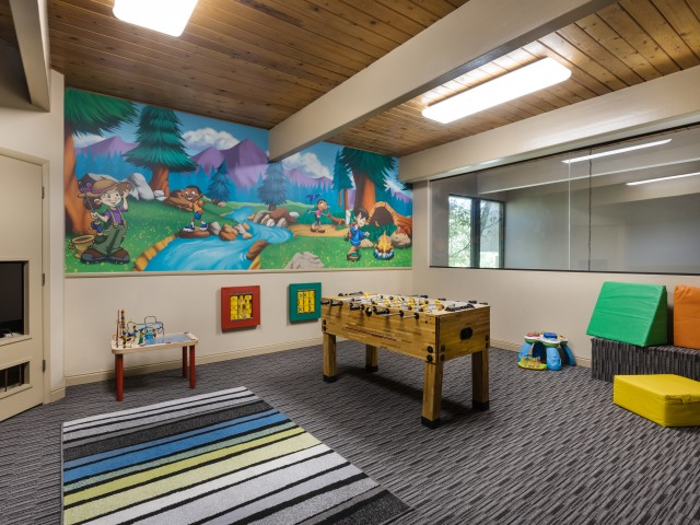 Image of Game Room for Aspen Park Apartments