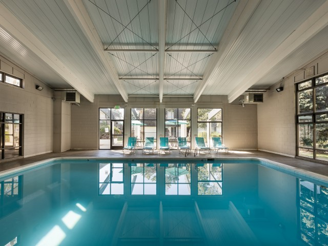 Image of Indoor & Outdoor Pools for Aspen Park Apartments