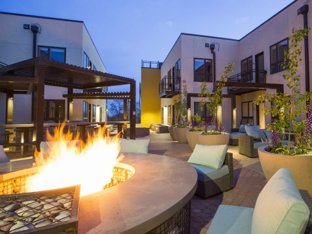 Image of Outdoor Fire Pits for Highland Place