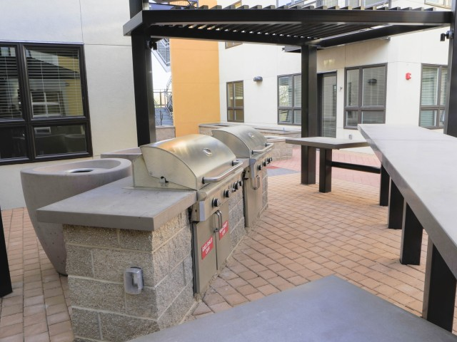 Image of Outdoor Kitchen for Highland Place