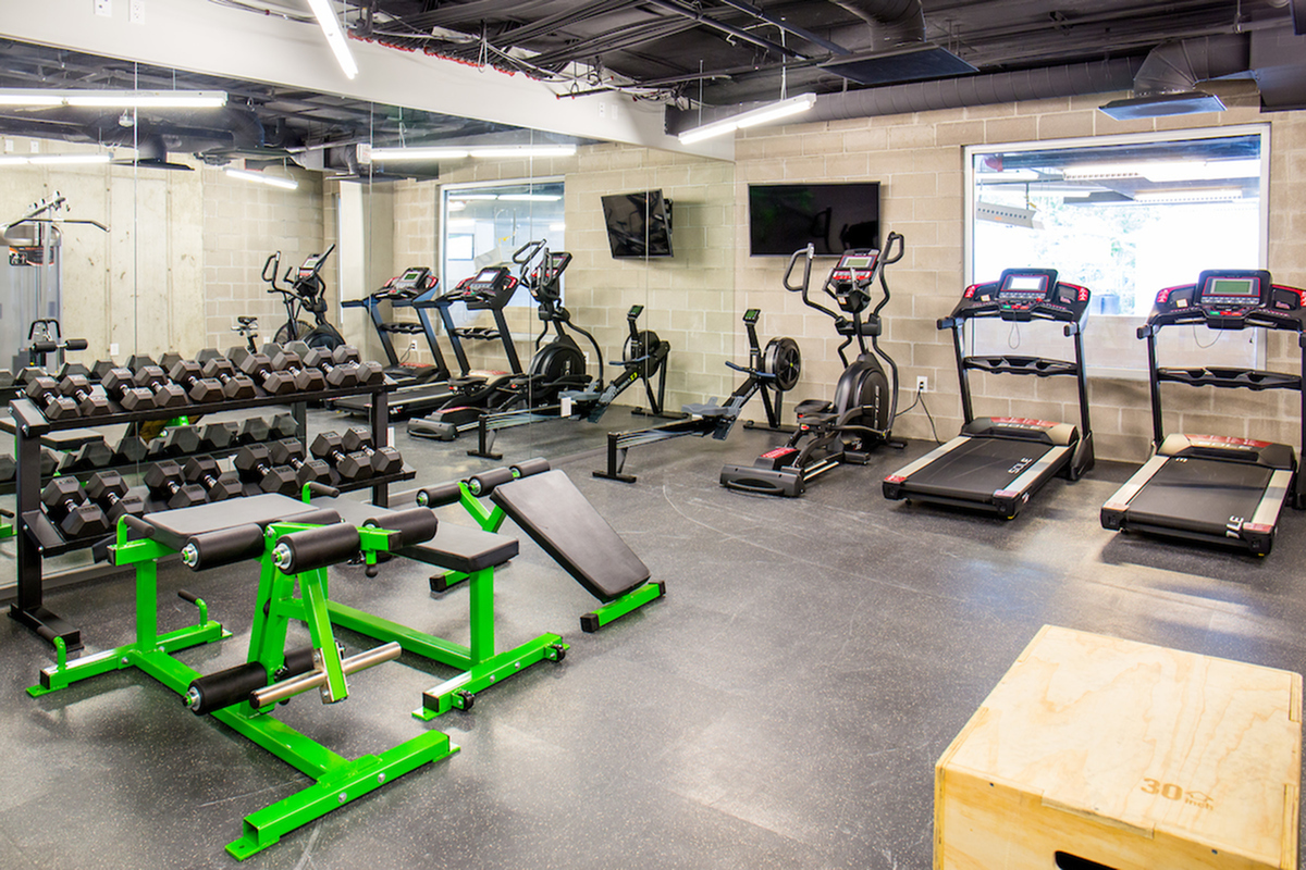 Cutting Edge Fitness Center | Denver Colorado Apartments | Tennyson Place