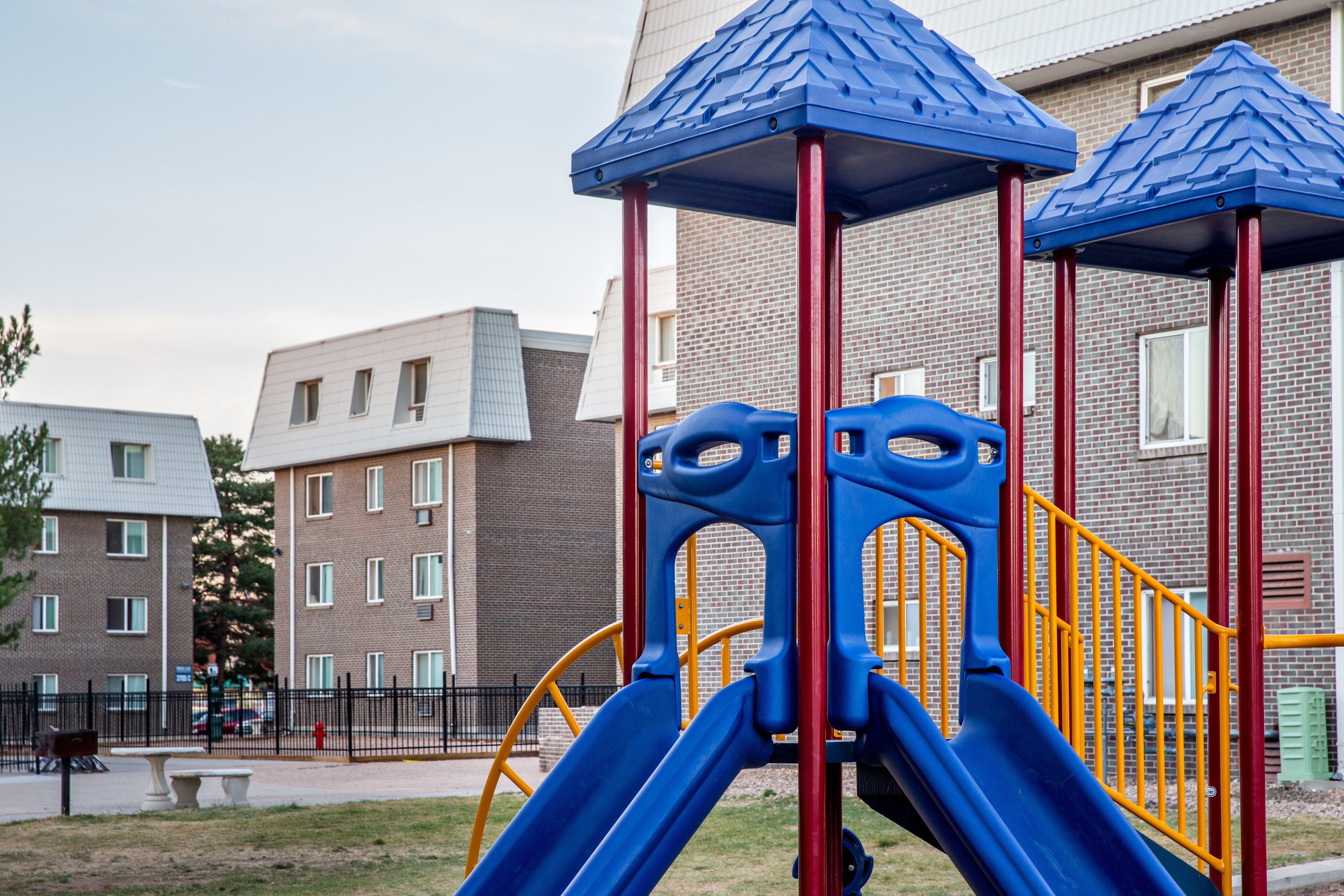 Image of Playground for Hidden Lake Apartments