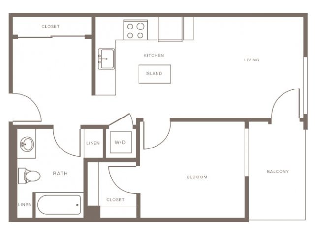 One Bedroom- A1