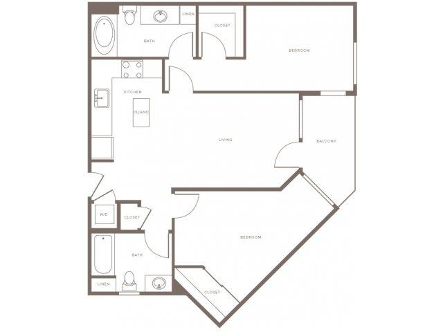 Two Bedroom- B2