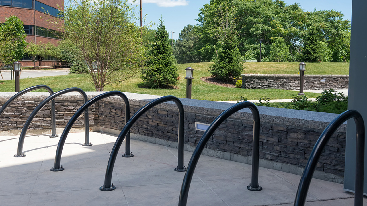 Community Bike Racks | Modera Medford