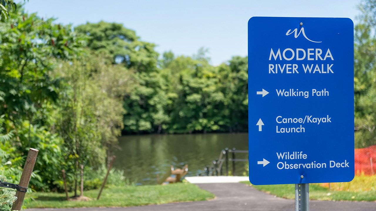 Riverfront Access for Water Activities