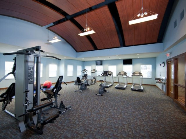 Image of Fitness Center for Coventry Apartments