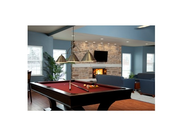 Image of Pool Table for Coventry Apartments
