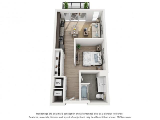 S2 Floor Plan
