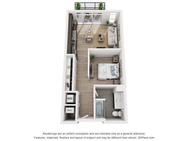 S4 Floor Plan
