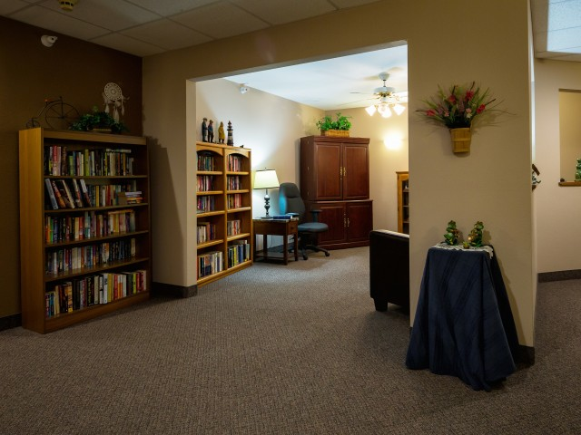 Image of Library for Janesville Riverplace