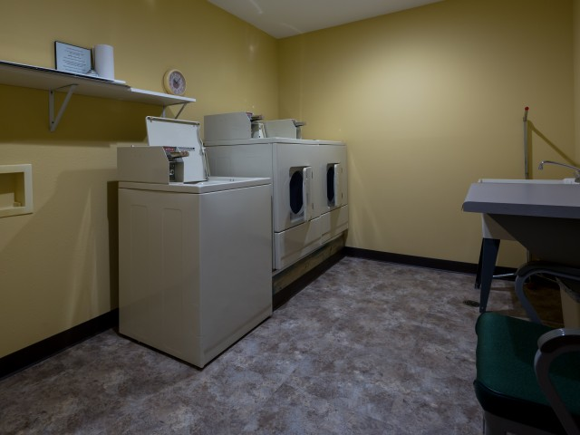 Image of Laundry Facilities on Each Floor for Janesville Riverplace
