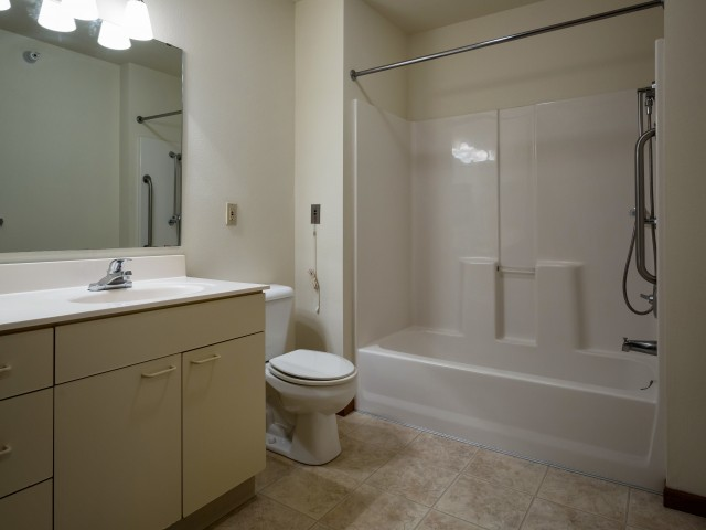 Image of Tub/Shower for Janesville Riverplace