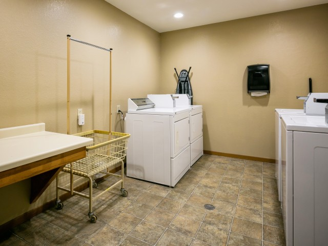 Image of Laundry Facilities on Each Floor for Eau Claire London Square