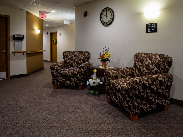Image of Lounge for Janesville Riverplace