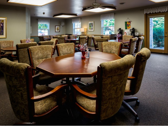Image of Community Room for Janesville Riverplace