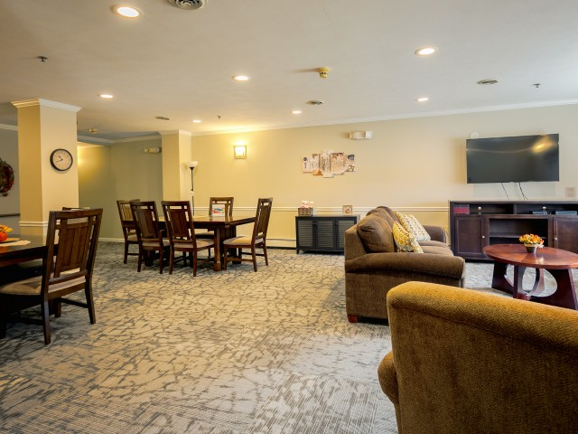 Image of Community Lounge for Mcfarland Williamstown Bay