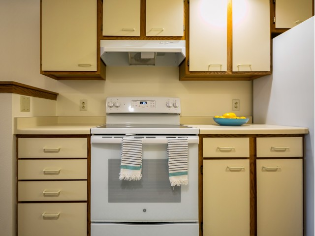 Image of Electric Range, Refrigerator, and Dishwasher Provided for Mcfarland Williamstown Bay