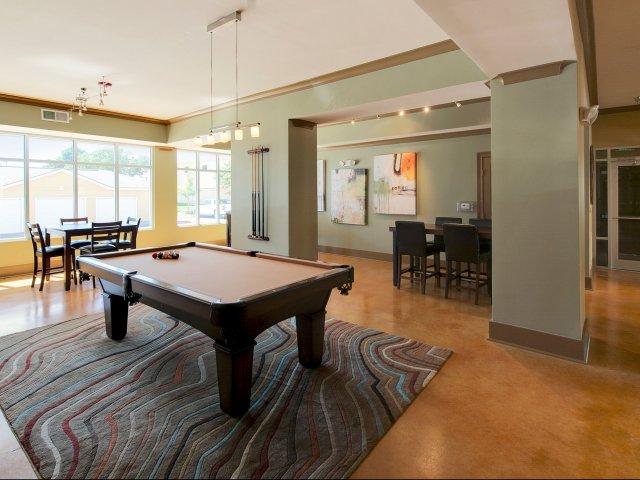 Billiards | Resident Lounge | Siena on Sonterra