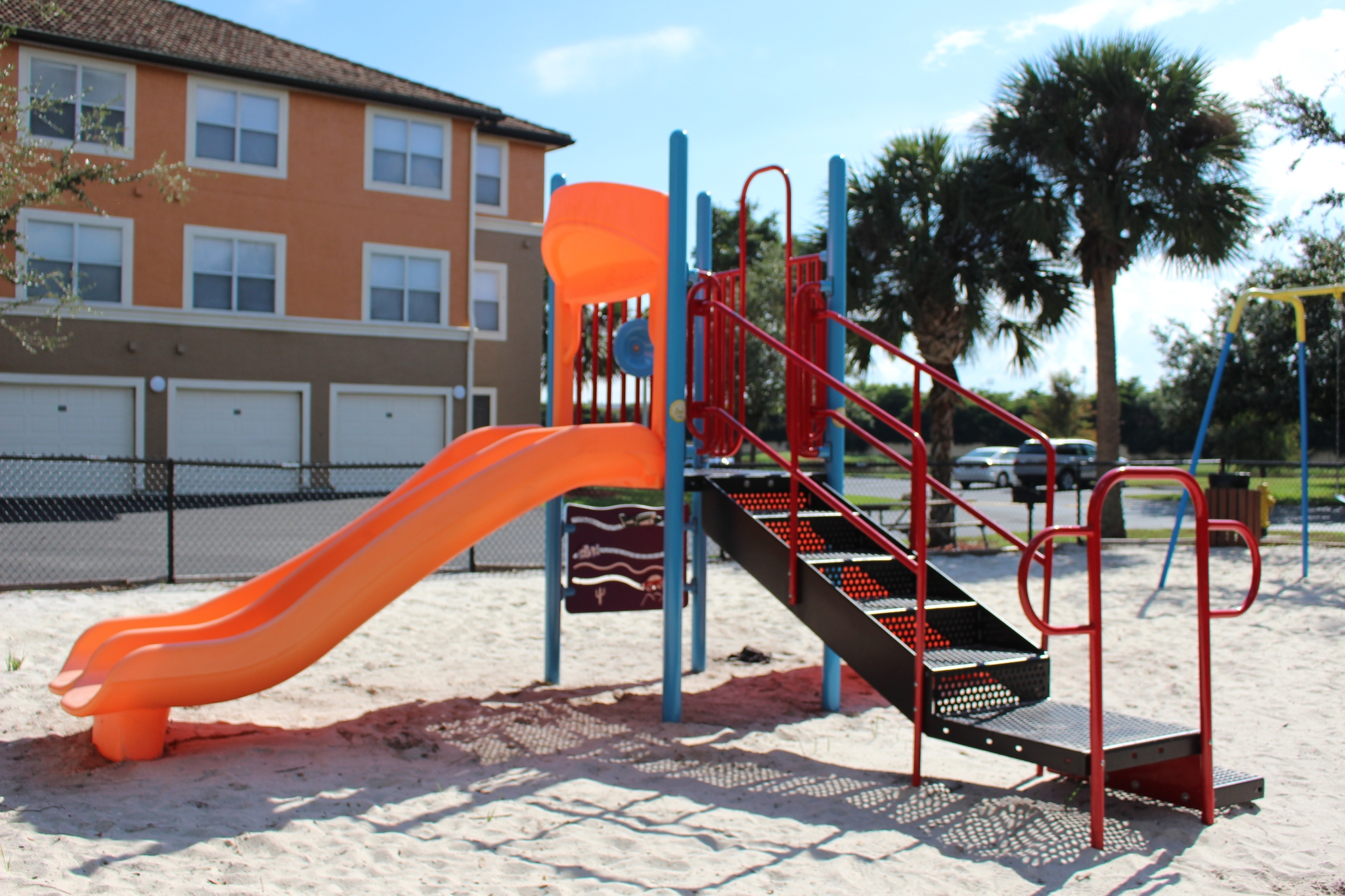 Playground | Apartments in Fort Myers | Park Crest at the Lakes
