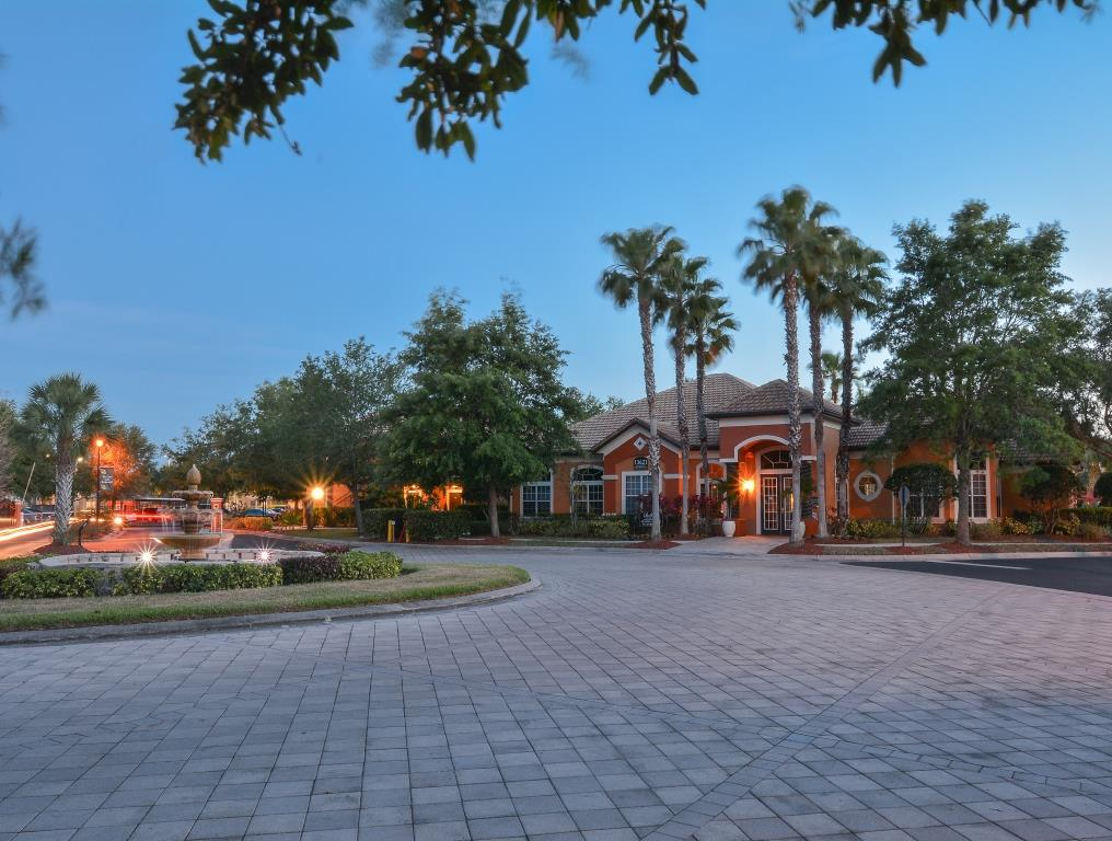 Community Clubhouse | Fort Myers Apartments | Park Crest at the Lakes