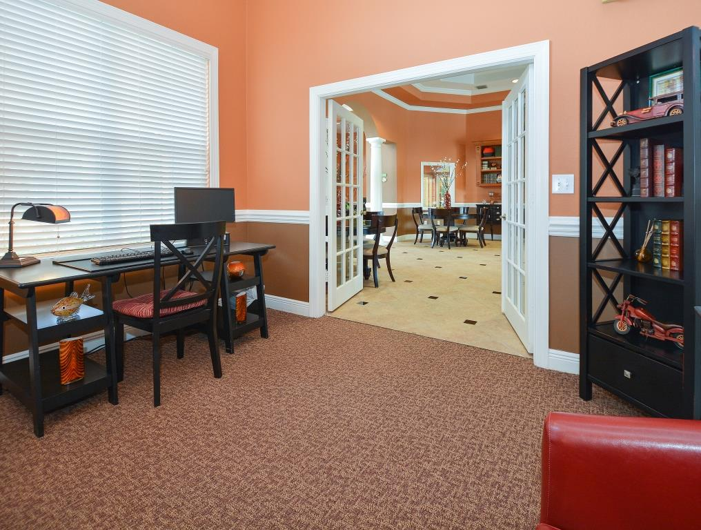 Business Center | Fort Myers Apartments | Park Crest at the Lakes