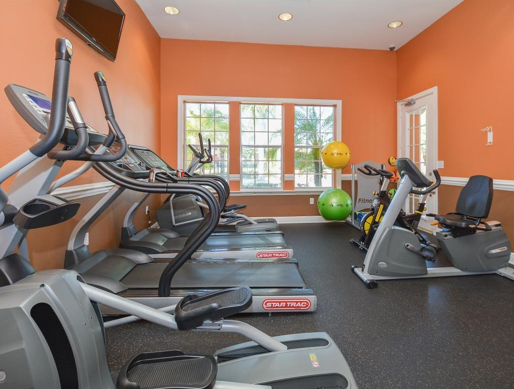 Fitness Center | Apartments in Fort Myers | Park Crest at the Lakes