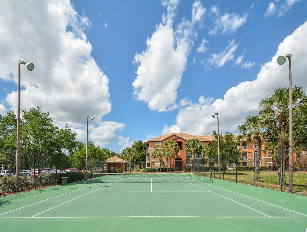 Tennis Courts | Fort Myers FL Apartments for rent | Park Crest at the Lakes