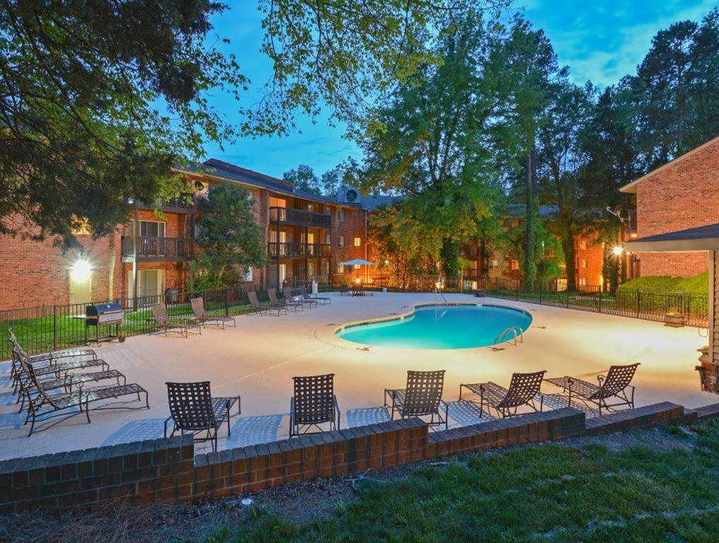 Resort Style Pool | Luxury Apartments In Charlotte Nc | Charlotte Woods