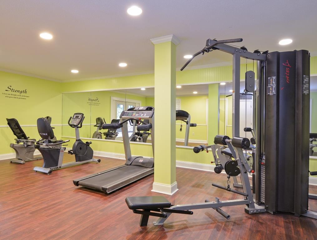 State-of-the-Art Fitness Center | One Bedroom Apartment In Charlotte Nc | Charlotte Woods