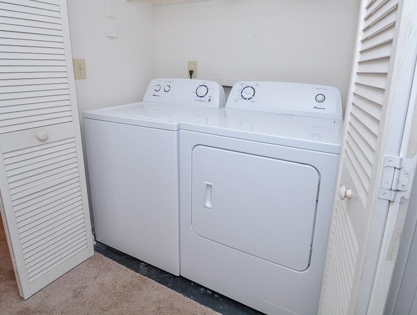 Image of Washer/Dryer connections* for Middleton Cove