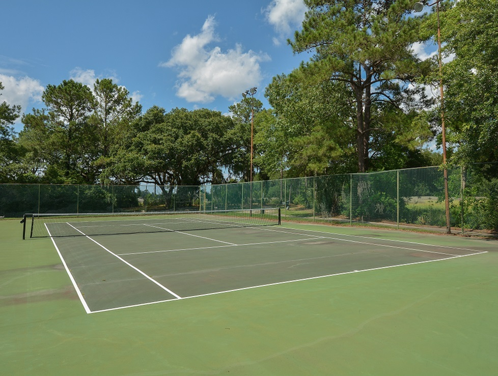 Tennis Courts | West Ashley | Charleston SC | Middleton Cove