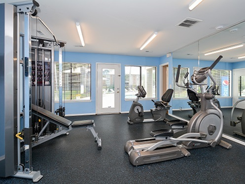 Image of 24 Hour Fitness Gym for Deer Run