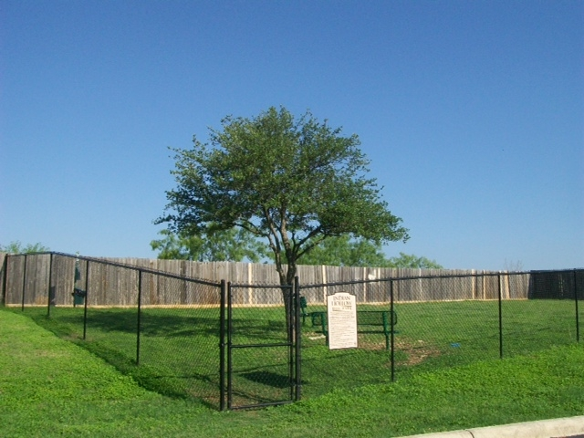 Image of Pet Park for Indian Hollow