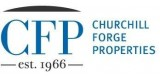 Churchill Forge Properties Logo | Luxury Apartments In Charlotte Nc | Charlotte Woods