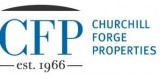 Churchill Forge Properties Logo | Austin Apartments | Stoney Ridge