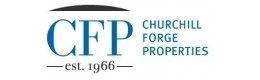 Churchill Forge Properties Logo | Luxury Apartments In San Antonio | 1800 Broadway