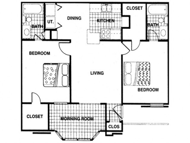 2 bedroom apartments austin tx cricket hollow apartments