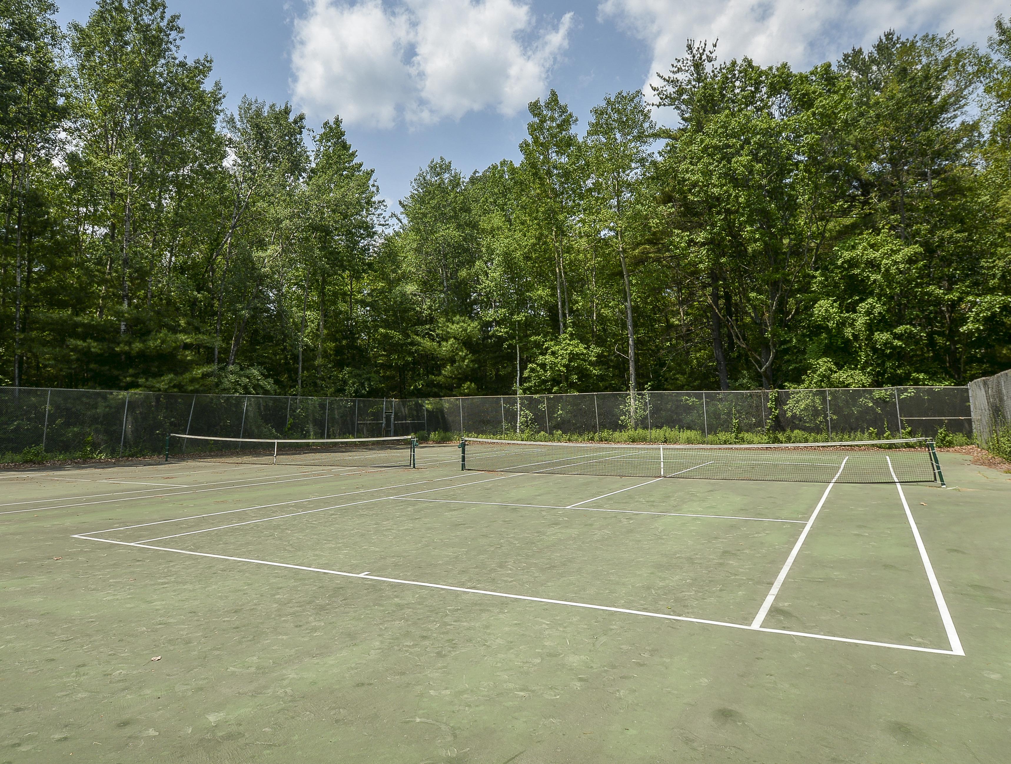 Tennis Courts | Patriots Park Apartments